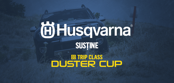 Husqvarna sustine financiar Cupa DUSTER de la 100Tracks